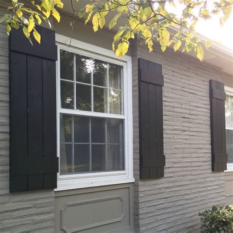best 25 exterior shutters ideas on diy exterior wood shutters wood shutters and