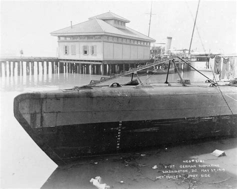 u boat net cutter submarine photo index
