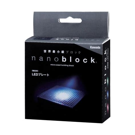 jual nanoblock led plate nb 011 mainan anak harga