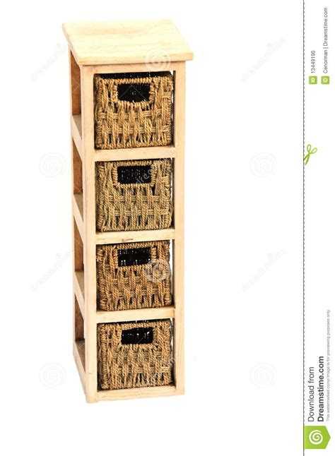 Small Wicker Drawers by Wicker Drawers Stock Photo Image Of Wood Small Wooden