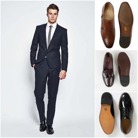 What Colour Shoes to Wear With Your Suit   The Idle Man