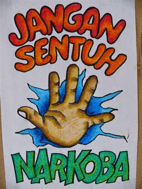 pameran poster kartun dan penyuluhan bahaya narkoba untuk pelajar dan pemuda mahasiswa se