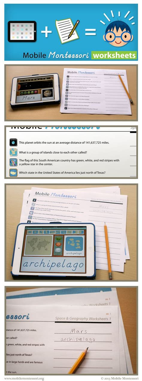 montessori mobile printable 17 best images about montessori apps on pinterest