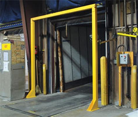 Overhead Door Track Guards Track Guards Seal Manufacturing Limited