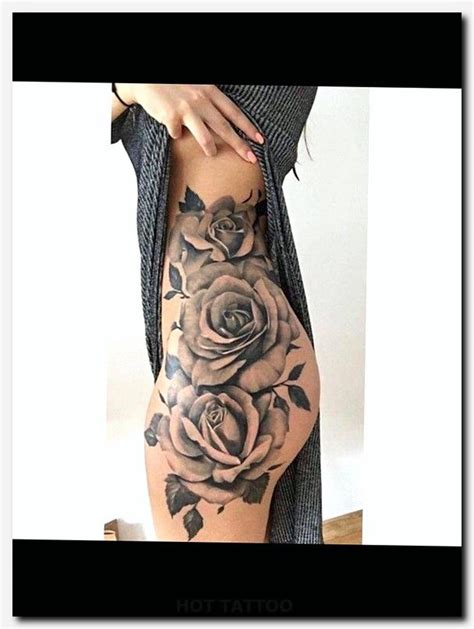 cold roses tattoo rosetattoo half sleeve tattoos