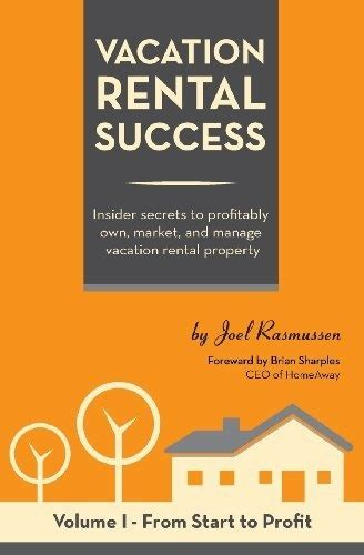 your income 8 success secrets from a spectacular books 104 best vacation rental management images on