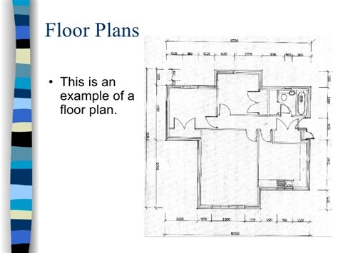 what does floor plan mean signs symbols