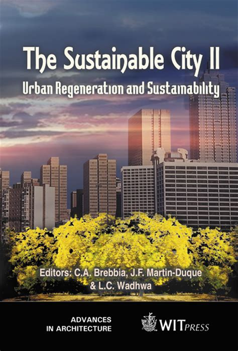 the sustainable city books the sustainable city ii