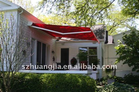 retractable polycarbonate awning fiberglass awnings