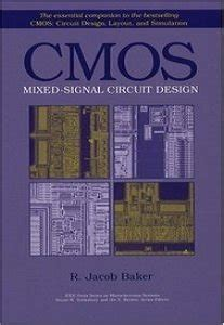 cmos circuit design layout and simulation free ebook download cmos mixed signal circuit design free ebooks download