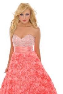 vestidos color salmon vestidos de 15 color salmon o coral vestidos para 15 a