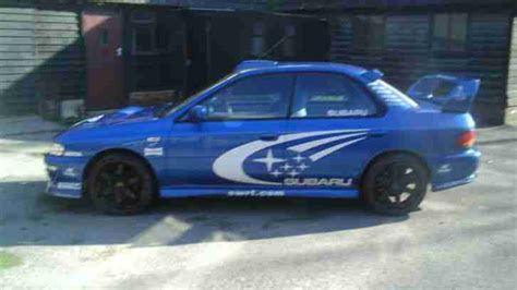 subaru terzo for sale subaru impreza 2 0 terzo ltd edn car for sale