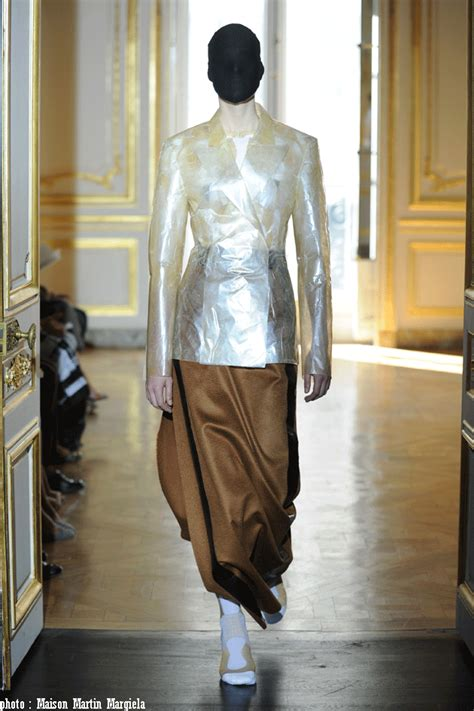 Margiela Brings Recycling To 2007 Haute Couture by Maison Martin Margiela Couture F W 2011