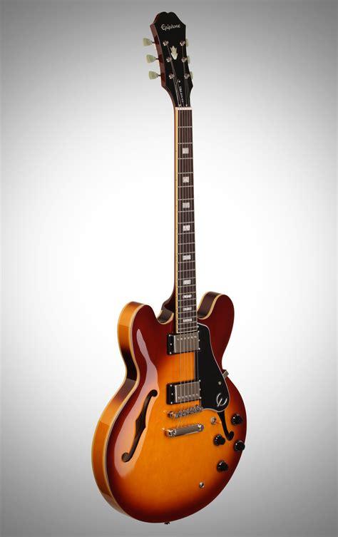 Naturec Pro epiphone limited edition es 335 pro electric guitar zzounds