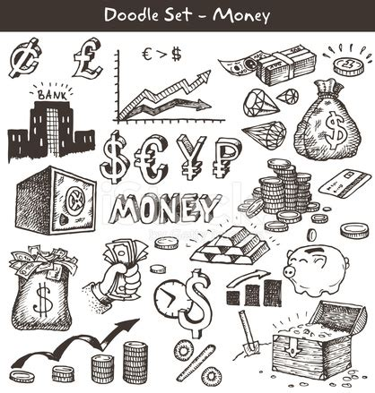 how to create money in doodle money doodles stock photos freeimages