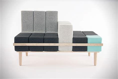 central upholstery tetris inspired couch bloc d sofa hiconsumption