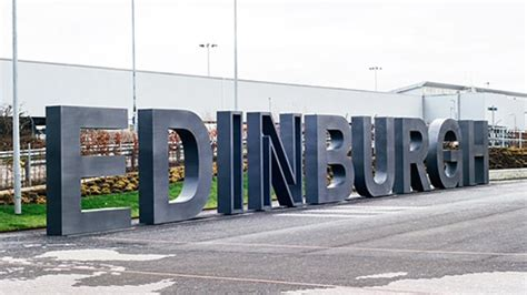haircut edinburgh airport edinburgh airport passengers face delays after power cut