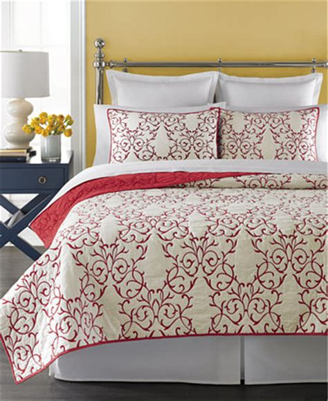Macys Bedding Quilts by Martha Stewart Collection Chateau Quilts Quilts
