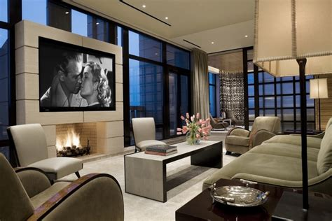 cool ideas  mounting  tv   fireplace   living room