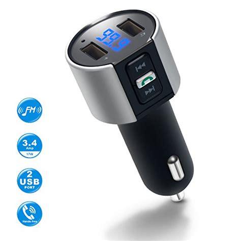 Universal Bluetooth Dual Gadget Free Call Car Kit Limited bluetooth fm transmitter ldesign wireless in car fm
