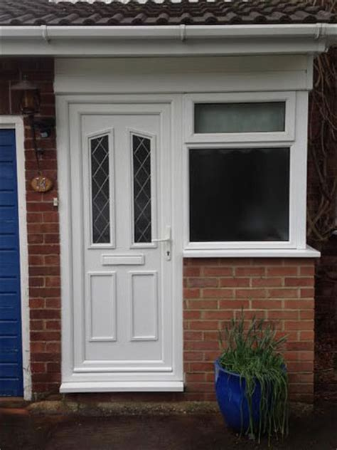 Upvc Front Doors With Side Panels Side Panels For Upvc Doors Composite Doors