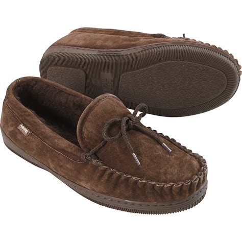 slipper tool lamo footwear slipper moccasins chocolate size 9 model