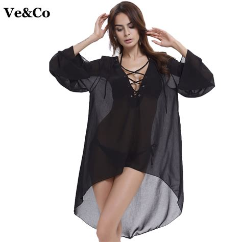 8 Cover Ups by Ve Co Pareo Cover Up 2018 Sleeve Irregular