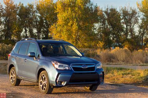 subaru forester xt 2016 2016 subaru forester xt review more isn t always more