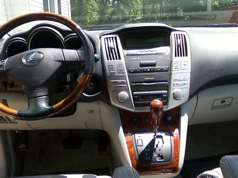 2004 Lexus Es330 Interior by 2004 Lexus Rx 330 Interior Pictures Cargurus