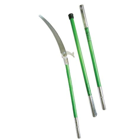 pole ls for sale 16 in tri cut pruning saw with 3 fiberglass poles