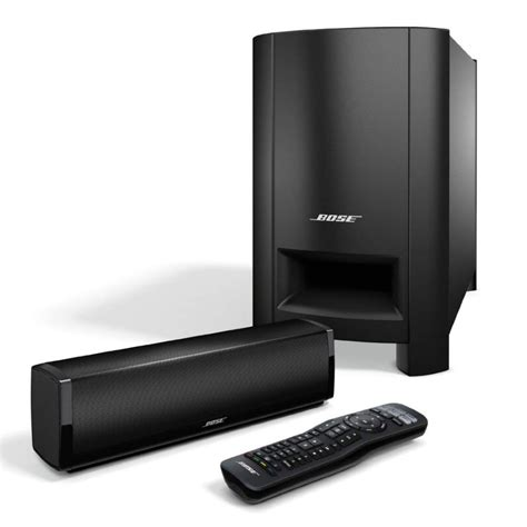 Home Theater Systems Reviews by Bose Cinemate 15 Home Theater Speaker System Review