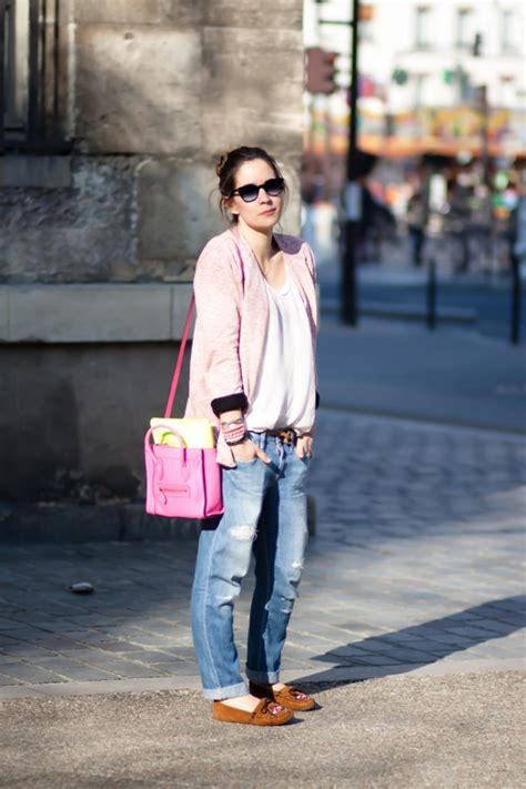 7 Ways To Be Pretty In Pink pretty in pink 11 style ways to wear boyfriend