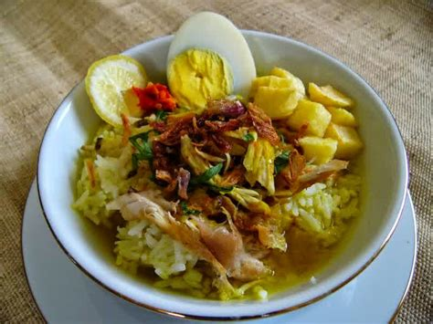 cara membuat soto ayam khas solo resep soto lamongan spesial jawa timur