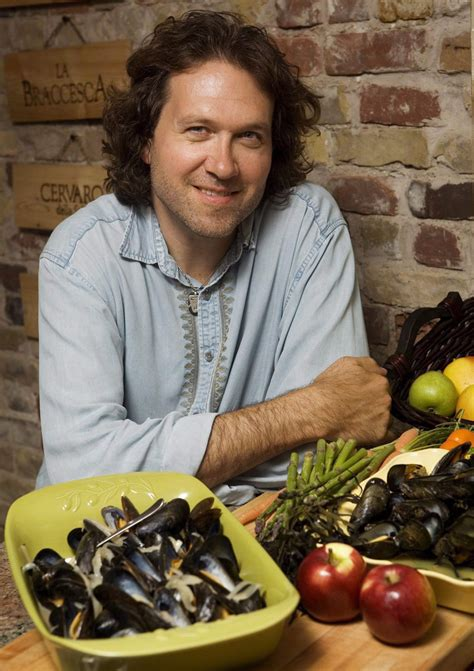 chef michael smith gets grilled on p e i foraging and