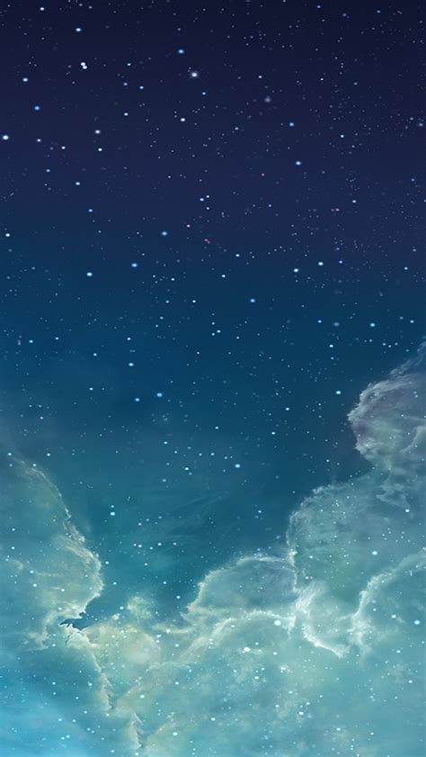 starry iphone wallpaper starry background wallpapers win10 themes