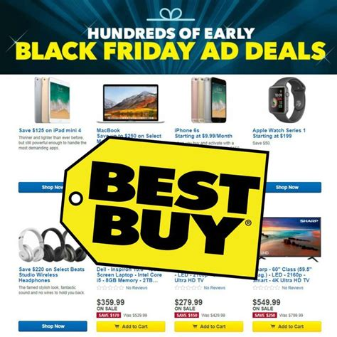 best buy sale best buy black friday ad 2017 deals hours ad scans