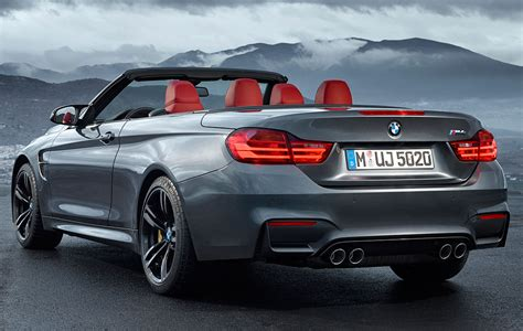 convertible bmw price bmw m4 convertible price and specs photos image 2