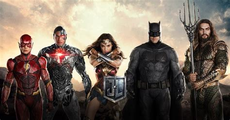 justice league film roster here s everything we know about the justice league movie