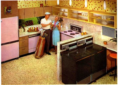 60s kitchen 1960 s kitchens bathrooms more retro renovation