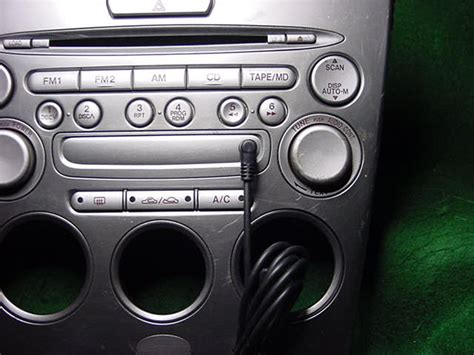 2004 mazda 6 aux input aux input on the md blank mazda 6 forums