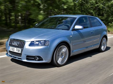 2005 Audi A3 by 2005 Audi A3 8p Pictures Information And Specs Auto