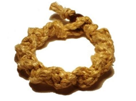 Hemp Knots Advanced - hemp jewelry creations guitar bar knot