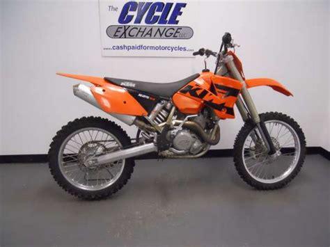 2005 Ktm 525 Exc Specs 2005 Ktm 525 Sx Racing Image 9