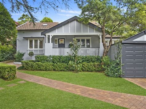 bungalows in australia 22 muttama road artarmon 1