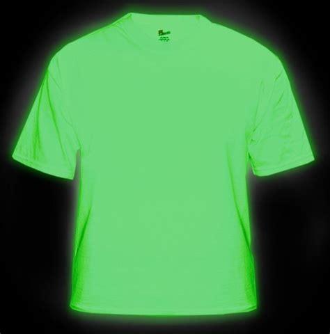 Tshirt Robotic Glow In The fancy glow in the