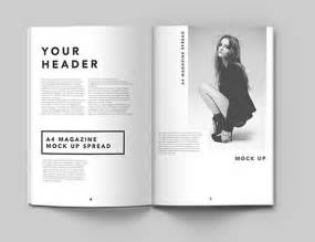 magazine psd templates 40 magazine mockups templates for free 365