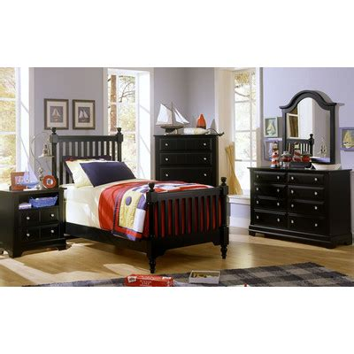 vaughan bassett bedroom furniture reviews vaughan bassett cottage twin slat customizable bedroom set