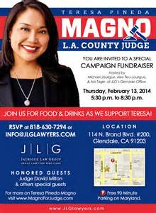 teresa pineda magno for la county judge jaurigue law group