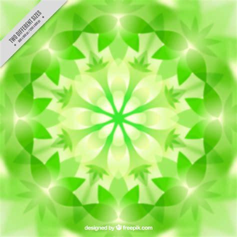 green kaleidoscope wallpaper green kaleidoscope background vector free download