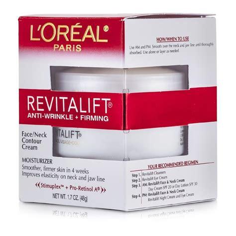 Loreal Revitalift l oreal revitalift anti wrinkle firming neck